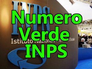 Numero Verde Inps, Contatti, Call Center e Fasce Orarie