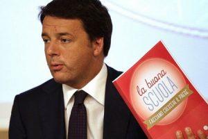 Renzi difende la Legge 107: Assunti 100mila Docenti, difficile far meglio di noi