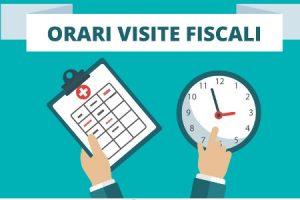 Orari Visite Fiscali 2018/2019, novità e nuove regole
