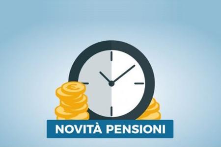 Pensioni: dal 2018 tornano a crescere