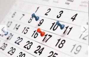 Pagamento Pensioni 2018, ecco il Calendario con tutte le date