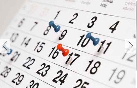Calendario Pagamento Pensioni Inps.Pagamento Pensioni 2018 Ecco Il Calendario Con Tutte Le