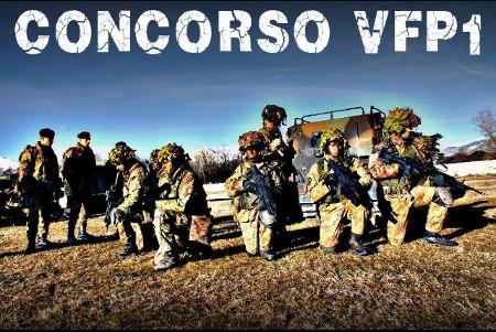Risultati immagini per Bando VFP1 2018 per 8000 posti Esercito Italiano