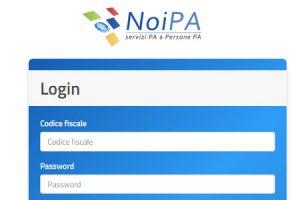 NoiPA Novità nell'accesso e login all'area riservata