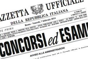 Nuovi Concorsi Pubblici Gazzetta Ufficiale, 20 Bandi Scadenza Settembre 2018