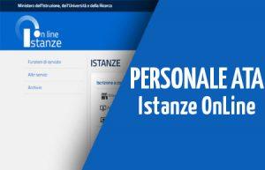 Personale ATA e Modello D3 su Istanze OnLine, le ultime novità