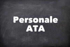 Personale ATA: il Miur pubblica la nota sulle assunzioni 2018/2019