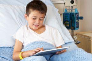 Istruzione e Scuola anche in Ospedale per i bambini effetti da malattie