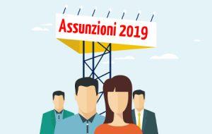 Assunzioni Pubblica Amministrazione 2019, in arrivo 375 nuovi contratti