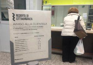 Domanda Reddito di Cittadinanza presso Poste Italiane, ecco tutte le info