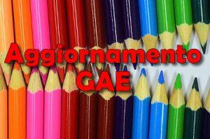 GAE Graduatorie ad esaurimento: l'aggiornamento dal 26 aprile al 16 maggio su Istane OnLine