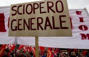 Sciopero del 17 maggio sospeso, sindacati firmano accordo con Governo, ultime novità