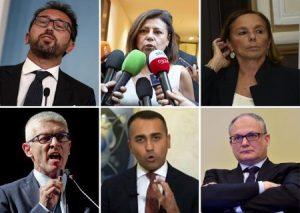 Nuovo Ministro Istruzione: al Miur sfida tra Morra e Spadafora