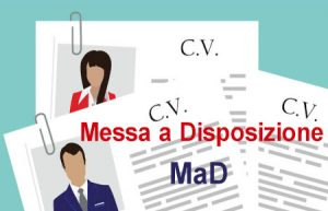 Supplenze con Modello MAD (Messa a Disposizione), novità e procedura