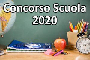 Concorso Scuola 2020, ecco le novità in arrivo per gli aspiranti docenti
