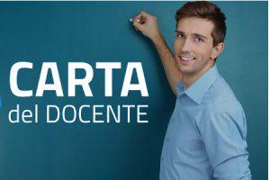 Bonus Carta del docente, Azzolina estende beni acquistabili per agevolare la didattica a distanza