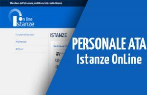 Istanze On line: come visualizzare le Graduatorie ATA 3 Fascia 2021-2022